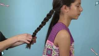 create a gorgeous princess twist today with scunci total girl magazine