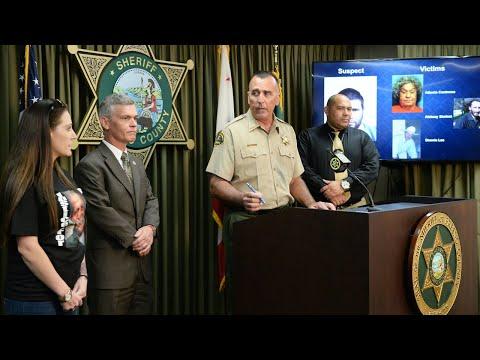 Fresno County Sheriff's Office Says 'serial Killer' Is In Custody