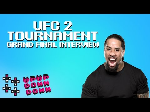 Jey Uso's UFC 2 Tournament Grand Final Interview: 'God saved the best for last!' — Expansion Pack