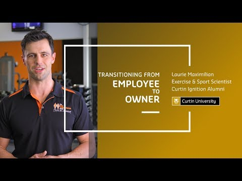 How to Transition from Employee to Business Owner | Laurie Maximilian