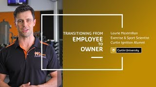 Transitioning from Employee to Owner | Laurie Maximilian