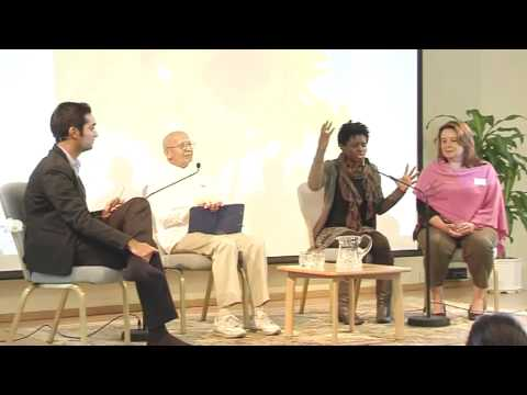 Brahma Kumaris' 'Living with Cancer' event 2013: panel discussion