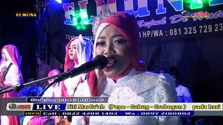 Gambar cover KIDUNG WAHYU KOLOSEBO@EL MUNA #VOC.JIKRONA#LIVE TEGOWANU GROBOGAN