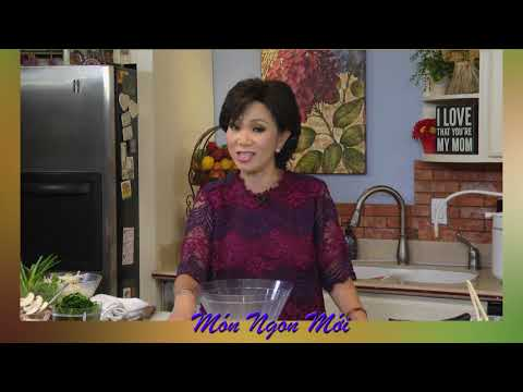 Uyen Thy's Cooking - Miến Trộn Hàn Quốc