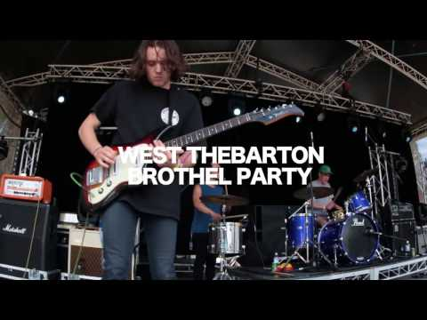West Thebarton Brothel Party live @ Festival Of The Sun 2016