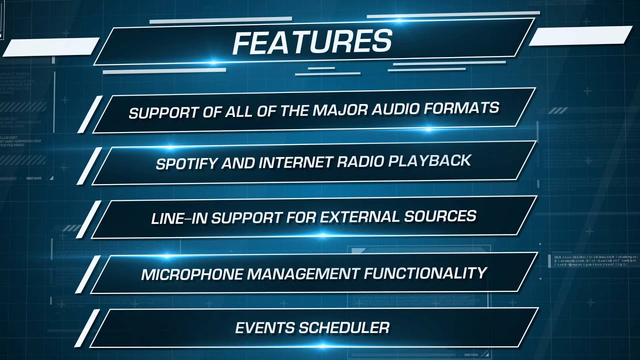 Multi Room Audio Player software with Spotify & Airplay support