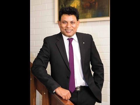 """Going Global - AGXA (Australia - Sri Lanka - India) by Anton Godfrey (Group CEO)"""