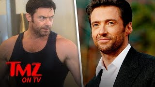 Hugh Jackman Reminisces On The Incredible Stan Lee | TMZ TV