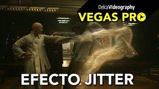Cómo crear el Efecto JITTER en Vegas Pro | DelcaVideography
