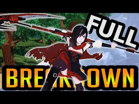 RWBY Volume 6 Trailer FULL BREAKDOWN + ANALYSIS - EruptionFang
