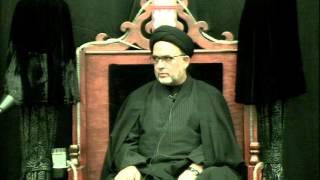6. Muharram 1437 - Urdu - Maulana Syed Ahmed Ali Abidi