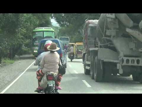 Road Trip Caticlan Kalibo