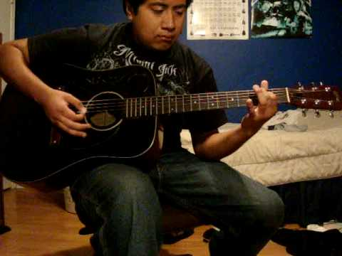 Wasteland (acoustic) - 10 Years (Cover)