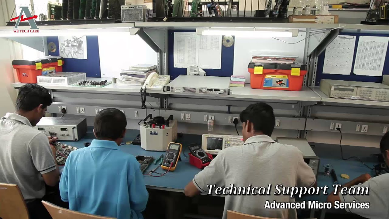 Fanuc - AMS Repairs || Advanced Micro Services