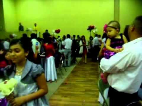 Manantial de Vida - la boda de los pastores Plata