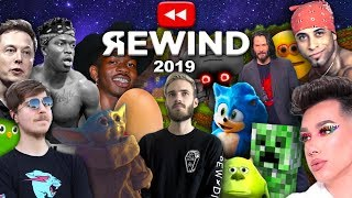 How YouTube Rewind 2019 SHOULD HAVE Looked (Meme Edition)