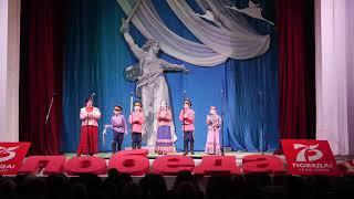 Детско юношеская студия «Казачий лад», руководитель Ольга Сулейманова «Центр народной культуры»