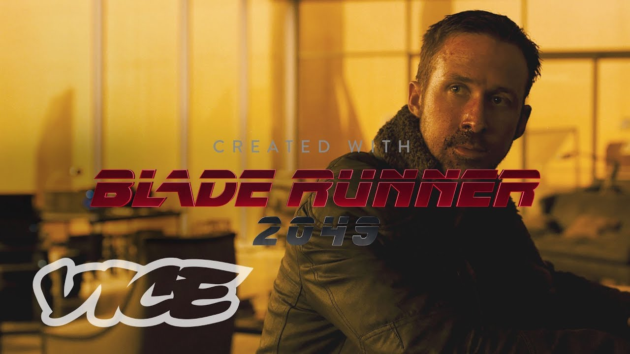 Inside the Making of 'Blade Runner 2049' | Created with Blade Runner 2049