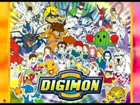 DIGIMON THEME SONG-FULL VERSION (WITH LYRICS & IN ENGLISH)
