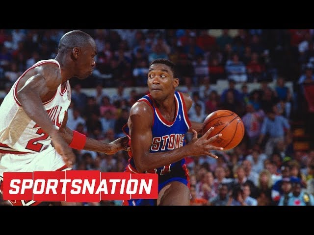 cf65e95db68 Michael Jordan vs. LeBron James  An analysis of Isiah Thomas  opinion