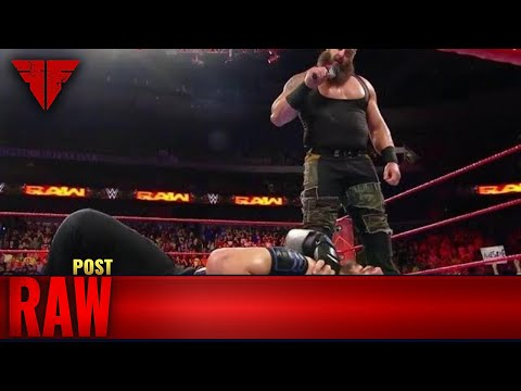 Fightful Podcast (6/19): WWE Raw Review, BRAUN STROWMAN RETURNS! Big Turn