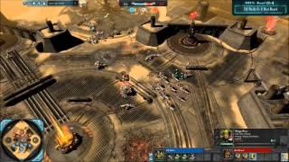 Dawn of War 2:Retribution - MRT#8 - Round 1 (Game 1): DJ Raffa vs. Red Beard