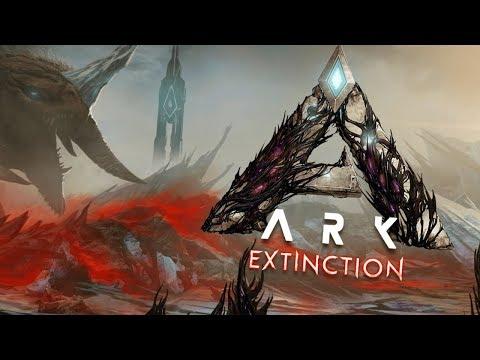 ARK VIENDO CON VOSOTROS EL GAMEPLAY DE EXTINCTION EN DIRECTO!! Ark: Survival Evolved