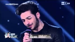 """Il Volo canta """"Piove"""" di Domenico Modugno - Forte Forte Forte 20/02/2015"""