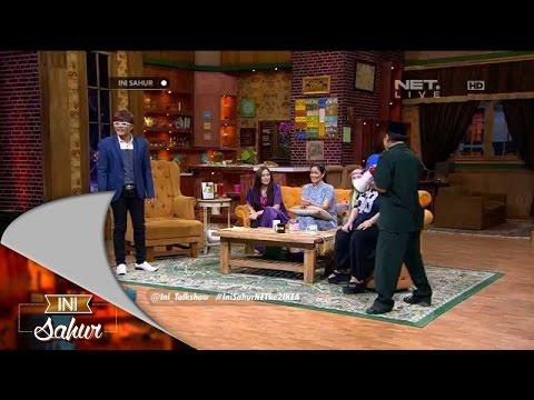 Ini Sahur 19 Juni 2015 Part 4/6 - Titi Kamal, Nina Zatulini, Sacha Stevenson