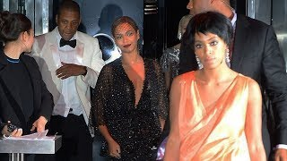 Jay-Z FINALLY Explains Elevator Brawl Incident with Beyonce&#39s Sister Solange