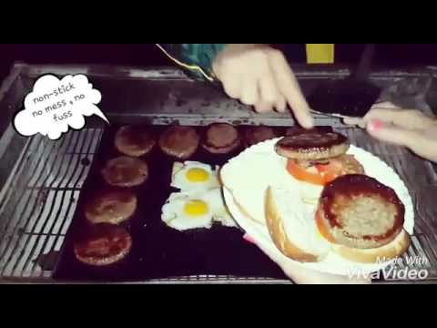 Easy Braai Non Stick Grill Mat Youtube