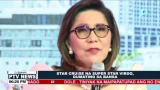 Star Cruises' Super Star Virgo, dumating sa bansa