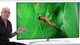 "LG 65UH950V 65"" 3D 4K Super UHD TV (with input lag testing)"