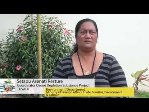 Setapu Resture (TUVALU) - OzonAction Regional News Drops