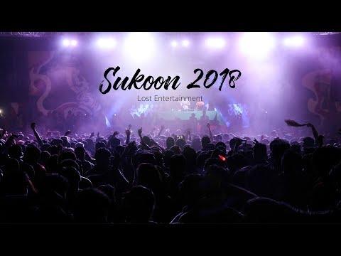 University of Hyderabad - Sukoon 2018 | Lost Entertainment