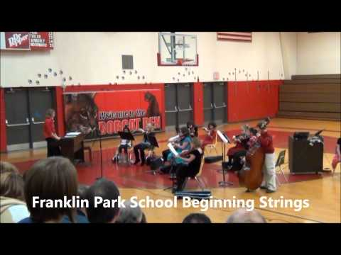 Franklin Park School - Winter Recital
