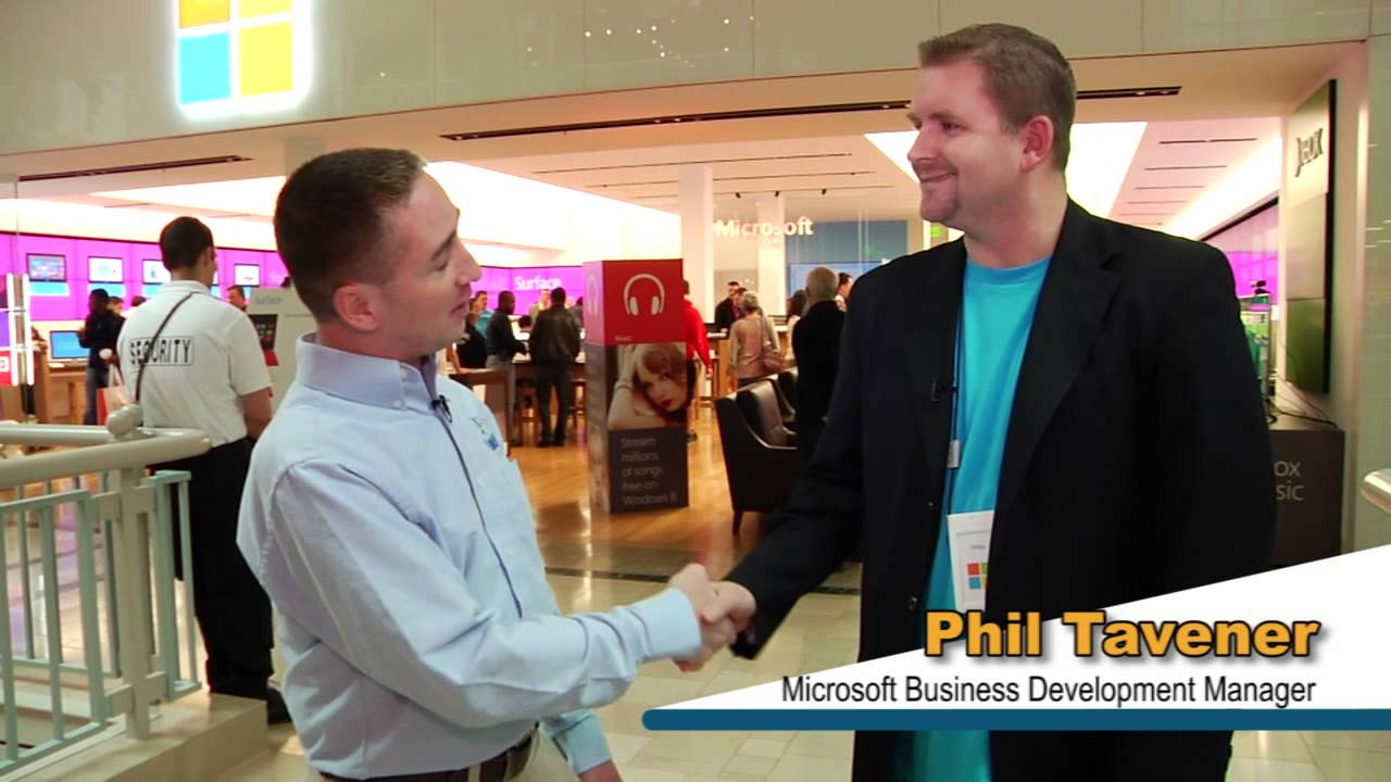 Link High Technologies and Microsoft Event to Launch Windows 8!
