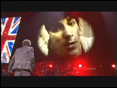 The Who and Keith Moon Bell Boy live 12.12.12 concert mp3