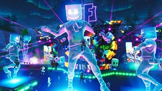 NOUVEAU FORTNITE MARSHMALLOW CONCERT Événement EN direct WORLD CUP FINALS! Bataille Royale VBUCK GIVEAWAY