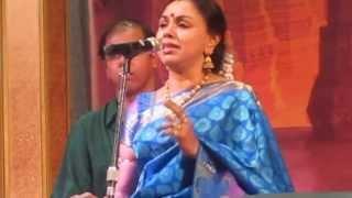 Kurai Ondrum Illai ~ Sudha Ragunathan