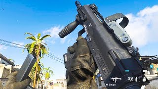 NEW MP7 GAMEPLAY - Call of Duty Modern Warfare Multiplayer Gameplay
