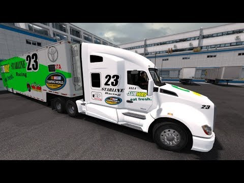 ATS: Camping World Truck Series to Lucas Oil Speedway