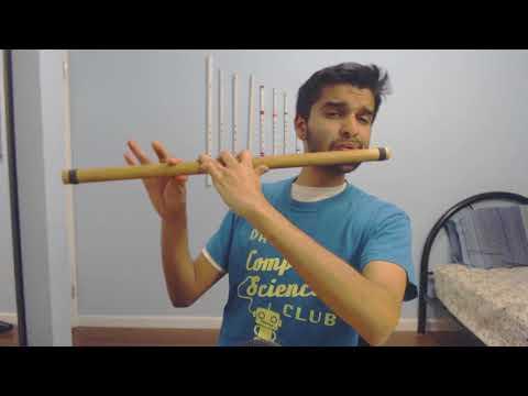 Kannada Medley Experiment on Flute