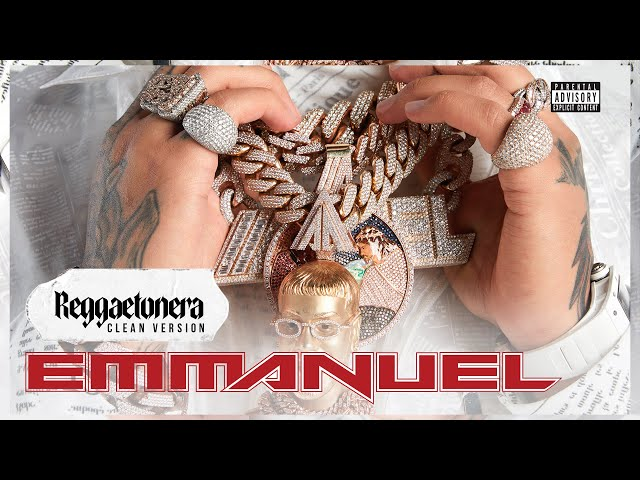 Anuel AA - Reggaetonera - Clean Version (Audio Oficial )