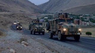 مقتل ثلاثة جنود أتراك جنوب شرق تركيا و الطيران التركي يقصف مواقع كردية شمال العراق    30-7-2015