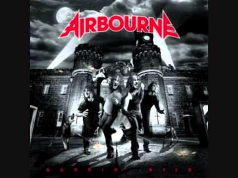 Airbourne heads are gonna roll