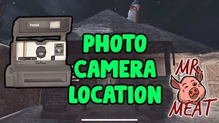 Photo Camera Location in Mr Meat - WhereHow To Find The Photo Camera