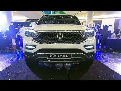 2020 New Rexton 2.2L 4WD