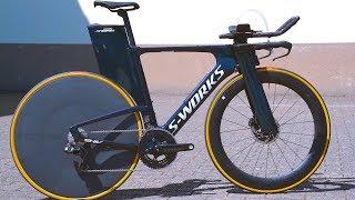 Gambar cover Specialized Shiv S-Works Disc Di2 LTD - Bike Build