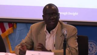 Security Trends in Africa - Ibrahim Wani